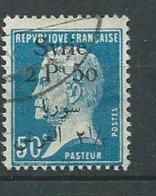 Syrie   - Yvert N° 147  Oblitéré - Ay 11920 - Siria (1919-1945)