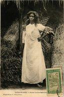 CPA AK Diego Suarez- Jeune Femme Sakalave MADAGASCAR (909451) - Madagascar