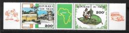 1985 - 672 A **MNH - Philexafrique à Lomé - Niger (1960-...)