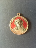Belle Médaille Religieuse émaillée - Religión & Esoterismo