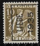 Luik 1935 Typo Nr. 296A - Préoblitérés