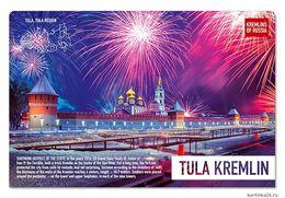 New Postcard Russia TULA KREMLIN - Russland