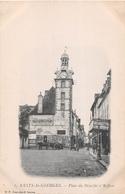 ¤¤   -    NUITS-SAINT-GEORGES    -   Place Du Marché Et Beffroi     -  ¤¤ - Nuits Saint Georges