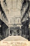 Bruxelles -  La Galerie Du Commerce - Imprimerie - Petits Métiers