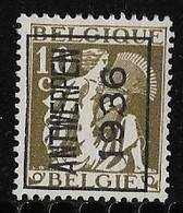 Antwerpen 1936  Typo Nr. 305A - Typo Precancels 1932-36 (Ceres And Mercurius)