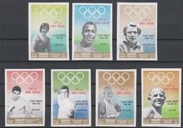Olympics 1964 - Fencing - Winner - KHOR FAKKAN - Set Imp. MNH - Ete 1964: Tokyo
