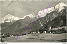 74. LES HOUCHES . La Chaine Du Mont Blanc . - Les Houches