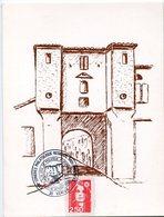 Carte Souvenir 23ème Congrès Phil. Régional Midi Pyrénées Verfeil 1992 - Autres