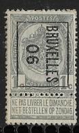 Brussel  1906  Typo Nr. 1B - Precancels