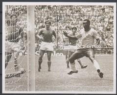 Soccer World Cup 1998 - SIERRA LEONE - S/S MNH - 1998 – Francia