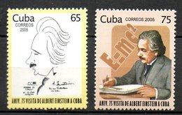 Timbres De 2005. Einstein. - Albert Einstein