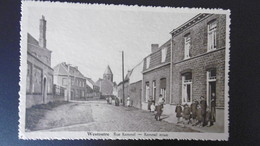 WESTOUTER Rue Kemmel Kemmel Straat. Niet Gelopen - Heuvelland