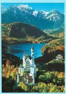 1034 - DUISTLAND - GERMANY - NEUSCHWANSTEIN - KASTEEL - CHATEAU - CASTLE - Deutschland