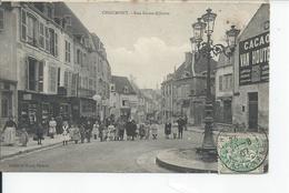 CHAUMONT   Rue Dame Alliotte  1907 - Chaumont