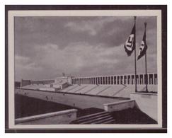 Adolf Hitler (007120) Sammelbilder Austria Tabakwerke, AH Und Sein Weg Zu Großdeutschland Bild 283, Haupttribüne Auf Dem - Autres