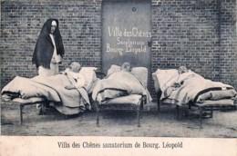 Léopoldsburg - Villa Des Chânes Sanatorium De Bourg-Léopold - Leopoldsburg (Camp De Beverloo)