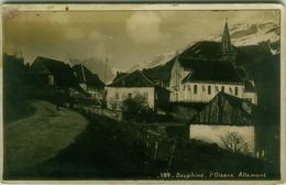 CPA FRANCE - DAUPHINE L'OISANS ALLEMONT - PHOTO EDITEURS ODDOUX ET GAUDE - 1910s (BG8104) - Francia
