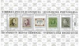 Belg. 2020 - Les Timbres-poste Iconiques ** - Nuovi