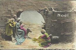 Noël , La Crèche , 1907 - Noël