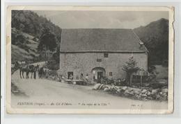 """88 Vosges - Ventron Au Col D'odern """" Au Repos De La Cote """" Style Carte Photo - Andere Gemeenten"""