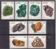 Zaire Minerals Minéraux  MNH - Minerals