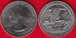 "USA Quarter (1/4 Dollar) 2018 P Mint ""Block Island, Rhode Island"" UNC - 2010-...: National Parks"