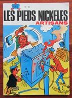 Pieds Nickelés ( Les ) N° 80 Artisans - Pieds Nickelés, Les