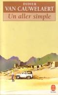 Un Aller Simple De Didier Van Cauwelaert (1995) - Livres, BD, Revues