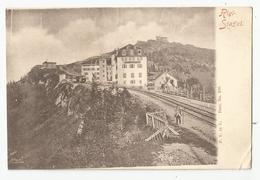 Suisse Lucerne Rigi Staffel Illustrée Par H Engler Dresden 1892 - LU Lucerne