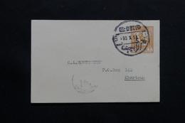 SOUDAN - Entier Postal Surchargé De El Dreid  Pour Khartoum En 1954 - L 54565 - Soudan (1954-...)