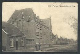 +++ CPA - PUTTE - Den Drijhoek In 1914    // - Putte