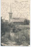 Nimy - L'Eglise Restaurée - Nels Serie 107 No 18 - 1907 - Mons