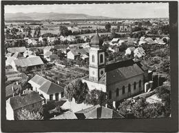 CPSM Bollwiller L'église - France