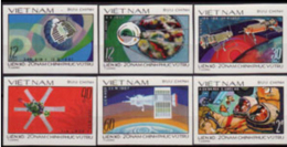 Vietnam Viet Nam MNH Imperf Stamps 1978 : 20 Years Of Space Exploration (Ms341) - Vietnam