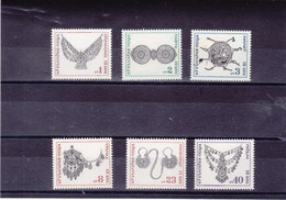 BULGARIE 1973 BIJOUX Yvert 1993-1998 NEUF** MNH - Bulgarien