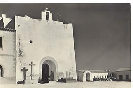 Espagne   Formentera  Eglise  Saint  Francisco - Formentera