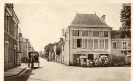 DANGE Rue De St Romain Café Hotel - Dange Saint Romain