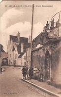 ¤¤    -    ARNAY-le-DUC   -    Porte Renaissance      -   ¤¤ - Arnay Le Duc