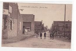 Côte-d'Or - Chamblanc - Rue Des Bois - Sonstige Gemeinden