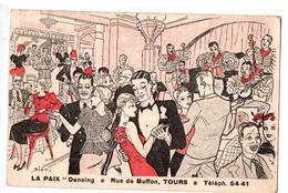 TOURS DANCING LA PAIX TRES ANIMEE - Tours