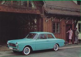 FORD. TAUNUS. Auto. Macchina.12 M  .>>>> 12 - Postcards