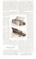 PHYSIQUE AMUSANTE  ( LE PANIER INDIEN )   1889 - Sciences & Technique