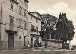 Toscana - Arezzo - Moncioni - Piazza - Alimentari Noferi - F. Grande - Anni 60 - Molto Bella - Altre Città