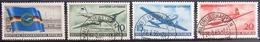 ALLEMAGNE Rep.Démocratique                  N° 242/245                        OBLITERE - Used Stamps