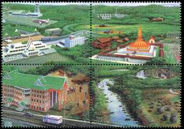 230 - Laos 2000 YT 1365-68 ; Mi# 1681-84 **  MNH  Millenium 2000 - Laos