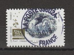 """FRANCE / 2018 / Y&T N° AA 1529 : """"Arts De La Table"""" (Plat - Lille) - Oblitéré 2019 11 04. SUPERBE ! - France"""
