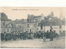 PLOERMEL - Place St Nicolas, Le Champ De Foire - Ploërmel
