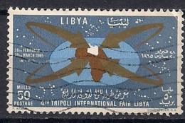 YT N° 263 - Oblitéré - Foire De Tripoli - Libye