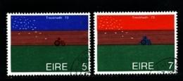 IRELAND/EIRE - 1973  WORLD PLOUGHING  CHAMPIONSHIP  SET  FINE USED - Usati