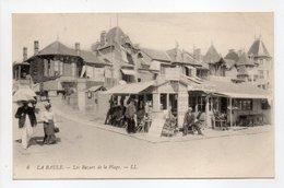 - CPA LA BAULE (44) - Les Bazars De La Plage (belle Animation) - Editions Lévy N° 6 - - La Baule-Escoublac